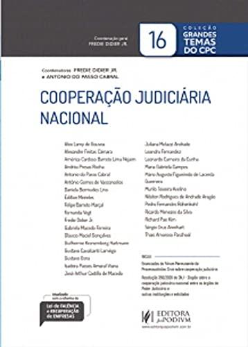 Cooperacao Judiciaria Nacional - 01ed/21