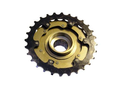 SHIMANO 14-28 7 Speed Screw On Freewheel