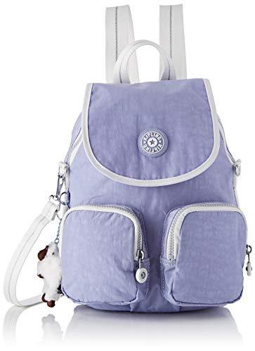 Kipling Damen Firefly Up' Rucksack, Violett (Active Lilac Bl), 22x31x14 centimeters