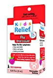Kids Relief Flu Oral Solution, 0.85 Ounce Bottle