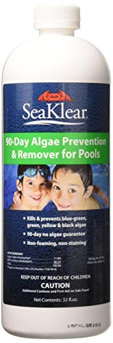 SeaKlear 90-Day Algae Prevention & Remover, 1 Qt