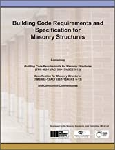 By ACI ACI 530-13: Building Code Requirements and Specification for Masonry Structures & Companion Commenta [Paperback]