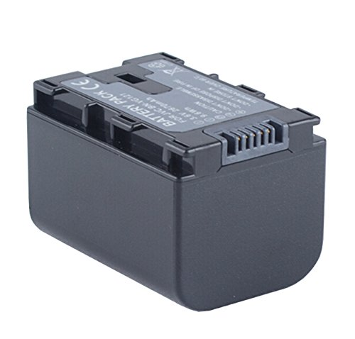 Kastar Replacement Battery Charger with Car Adapter for JVC BN-VF707U GZ-MG27 GZ-MG27AH-U GZ-MG27E GZ-MG27EX GZ-MG27U GZ-MG27US GZ-MG30 GZ-MG30E GZ-MG30U GZ-MG30US GZ-MG31 GZ-MG31AC GZ-MG31U Camcorder
