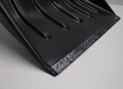 Schneeschaufel, Schneeschieber Lawinenschaufel Schaufel mit Stahlkante - 2