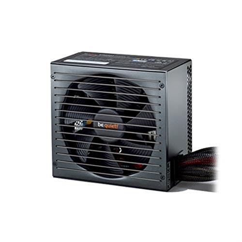 be quiet! Straight Power 10 400W ATX Negro Unidad de - Fuente de alimentación (400 W, 100-240, 450 W, 50-60, 12V1,+12V2,+12V3,+3.3V,+5V,+5Vsb,12V, Activo)