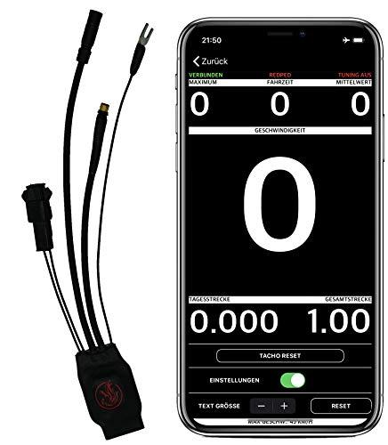 RedPed Tuning Chip para Shimano Steps E5000 E6100 E7000 E8000 con Di2
