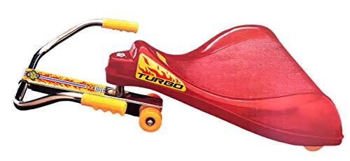 Big Time Toys The Original Roller Racer Flying Turtle Sit Skate (92229)