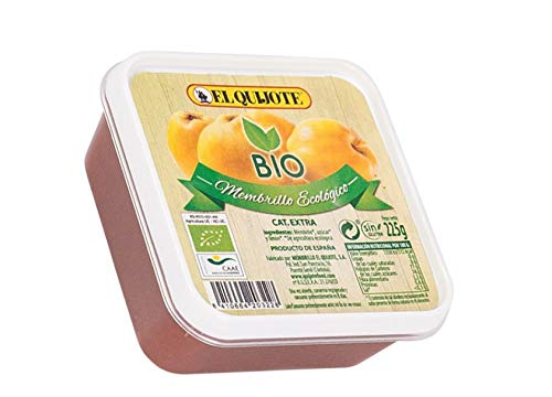 Membrillo ecológico sin gluten tarrina 225 g