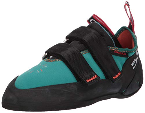 Five Ten Anasazi LV Climbing Shoes Women's, Green, Size 7.5