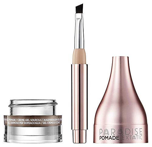 L 'Oréal Paris Paradise Extatic Pomade - watervaste wenkbrauwstift voor langdurige definitie en overvloed met geïntegreerde kwast voor optimaal gebruik, per stuk verpakt (1 x 3 g.) 103 chatain