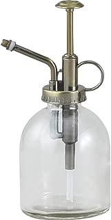 アビテ(Habiter) ガラススプレイヤー ボタニカル クリア 9.5×7.5×18cm PY-702-CL