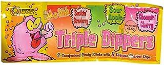 Triple Dippers Sherbet 42g - 12 Packs