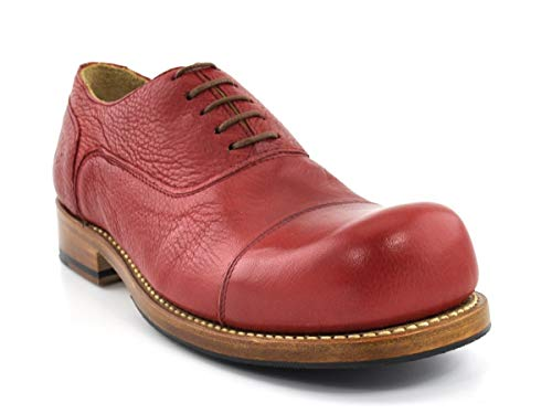 Hobo Stiefelette Charly Vienna Inka red 39