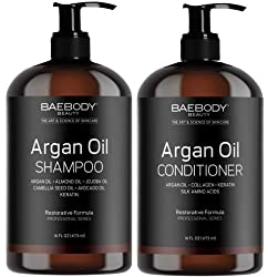 good shampoo and conditioner