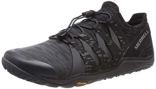 Merrell Trail Glove 5 3D, Zapatillas Deportivas para Interior Hombre, Negro (Black), 46 EU