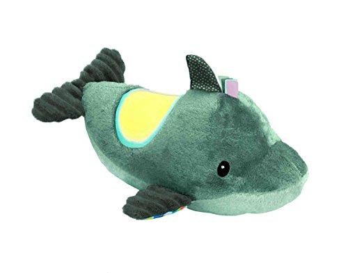 Infantino Delfin Nachtlicht, grau