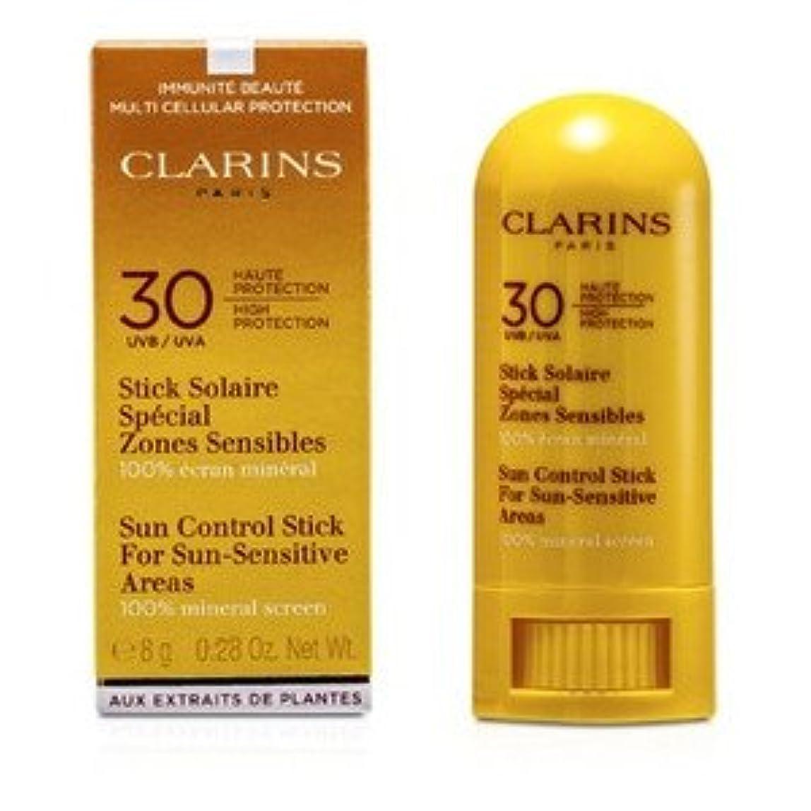 調整乳側溝CLARINS(クラランス) サン コントロール スティック フォー サンセンシティブ エリア SPF30 8g/0.28oz [並行輸入品]