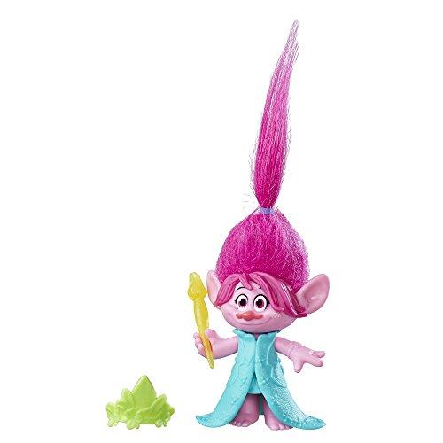 Trolls DreamWorks Königin Poppy – Mini Sammelfigur 10 cm