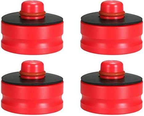 Jack Point Pad Sturdy Adapter Protects Battery /& Paint for Using with a Floor Jack 2pcs Qook Jack Lift Pad for Tesla Model 3