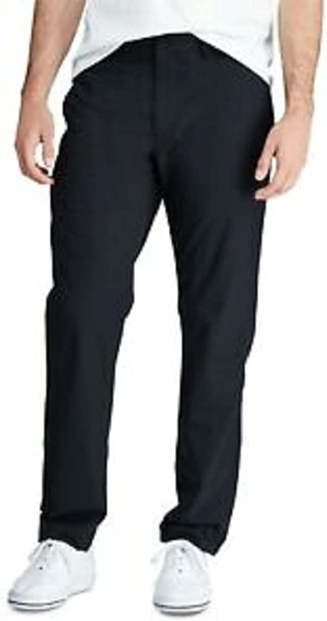 Polo Ralph Lauren Traveler Straight Fit Pants Black 32 32