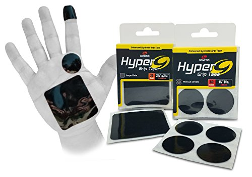 Genesis Hyper™ Grip Tape (Sample Pack (2 Pads, 4 Kreise))
