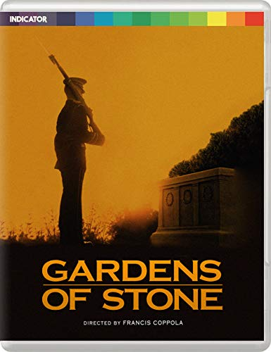 Gardens of Stone - Limited Edition [Blu-ray]