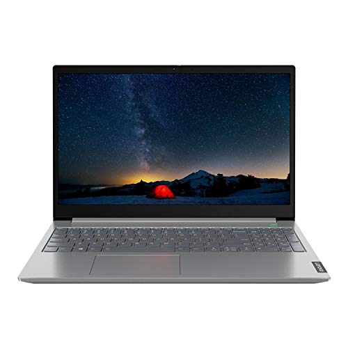 'Lenovo ThinkBook 15 15.6' Laptop - Core i5 1.0GHz CPU, 8GB RAM, Windows 10', grey