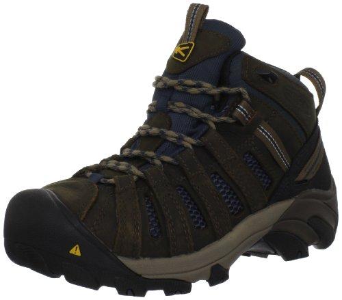 Keen utility men's flint mid work boots