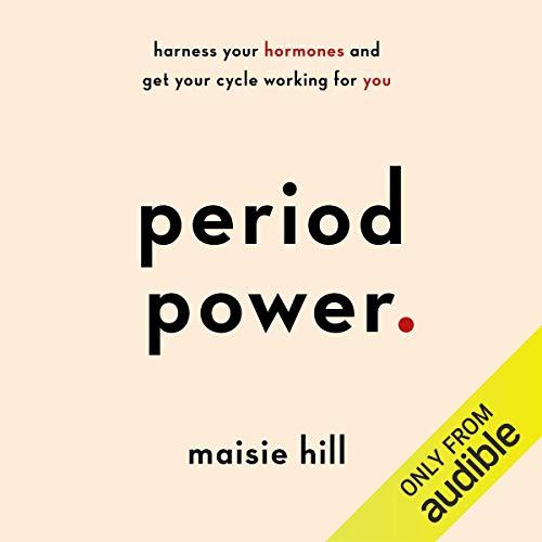 Period Power audiobook cover art
