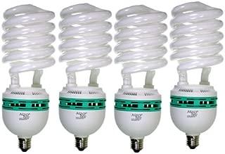 ALZO 85W Joyous Light Full Spectrum CFL Light Bulb 5500K, 4250 Lumens, 120V, Pack of 4, Daylight White Light