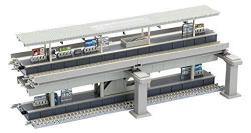 TOMIX Nゲージ 高架複線階層駅延長部 91044 鉄道模型用品…