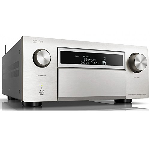 Why Should You Buy Denon AVR-X8500HSP 13.2-Channel AV Receiver (Silver)