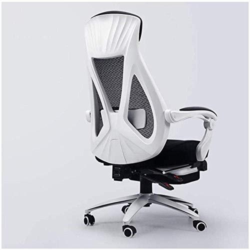 YAMMY Sessel Gaming Stuhl, Computer Bürostuhl Gaming Stuhl Lounge Chair Drehstuhl Ergonomischer Stuhl Boss Chair Hocker cha (Spielstuhl)