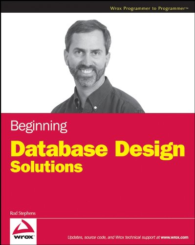 Beginning Database Design Solutions (Wrox Programmer to Programmer)