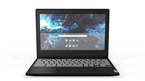New Lenovo 3 Chromebook 11.6' HD (1366 X 768) Laptop PC, Intel Celeron N4020 Dual-Core Processor,...