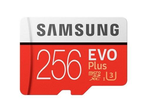 Samsung microSDXC カード 256GB EVO+ Class10 UHS-I U3対応 最大読込速度 95MB/s MB-MC256D サムスン 並行輸入品