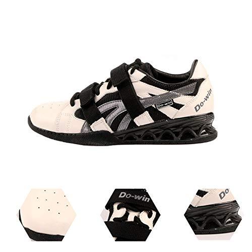 AIALTS Gewichtheffen Schoenen, Professionele Squat Schoenen voor Mannen En Vrouwen Niet-Lichte Schokabsorptie Competitie Training Sportschoenen