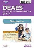 DEAES - Domaines de formation 1 à 4 - Tout-en-un - Diplôme d'Etat d'Accompagnant éducatif et social - 2020-2021