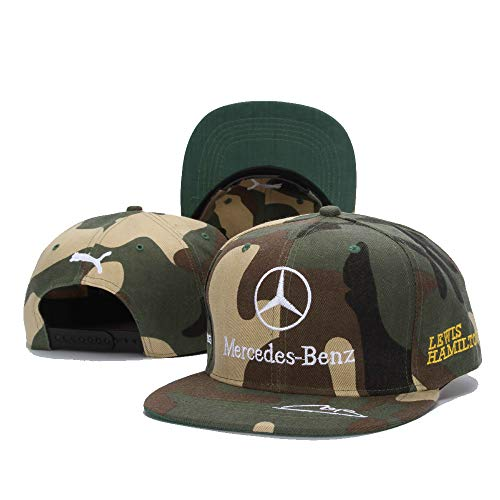 Price comparison product image Mercedes-Benz Fashion Trend New Formula 1 Racing 2018 Baseball Hat