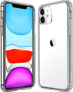 Mkeke Compatible with iPhone 11 Case, Clear Shock Absorption Cases for 6.1 Inch (B07W4FMQ5Y) | Amazon price tracker / tracking, Amazon price history charts, Amazon price watches, Amazon price drop alerts