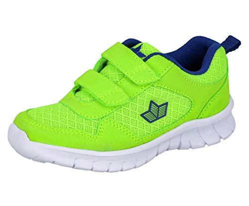 Lico Murcia V Jungen Sneaker, Lemon/ Blau, 31 EU