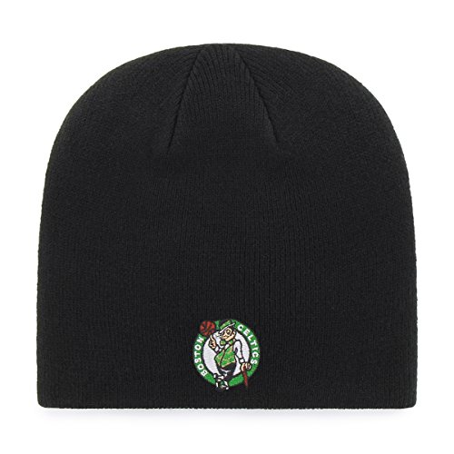 OTS NBA Boston Celtics Youth Beanie Knit Cap, Team Color, Youth