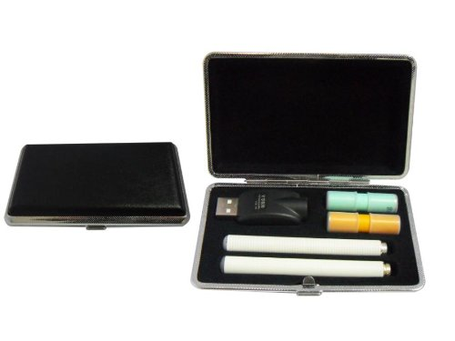 Case for Electronic Cigarette E-cig Holder E cigarette case- Fits almost all sizes of Electronic Cigarette.(E-Cigarette and accessories are not included)-FAST SHIPPING THROUGH USPS FIRST CLASS-
