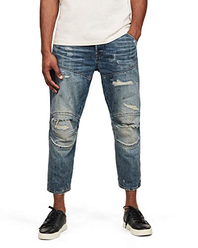 G-STAR RAW Herren 5620 3D Original Relaxed Tapered Jeans
