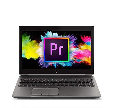 2020 HP ZBook 15 G5 15.6' FHD (1920x1080) Mobile Workstation Laptop (Intel 6-Core i7-8850H, 64GB DDR4 RAM, 2TB SSD+2TB HDD) Thunderbolt 3, HDMI, Fingerprint, Backlit, Windows 10 Pro