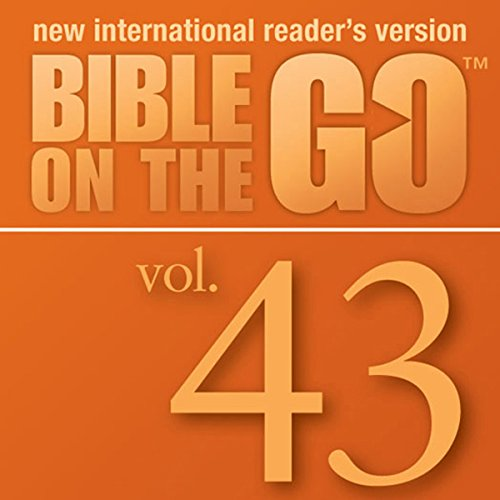 Bible on the Go, Vol. 43: Pentecost and the Acts of the Apostles; The Early Believers (Acts 2-8) cover art
