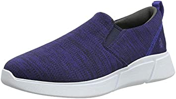 Hush Puppies Men's Cooper Slip-On Sneakers, Black