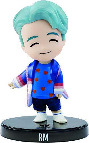 Mattel GKH78 - BTS Mini Vinyl Figur RM, K-Pop Merch Spielzeug zum Sammeln