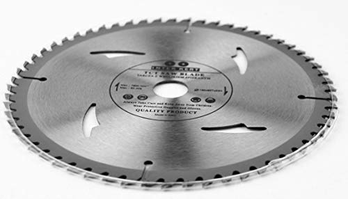 Hoja de sierra circular (190 x 20 mm, 60 dientes)
