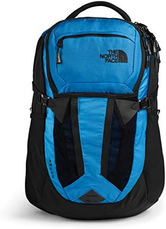 The North Face Recon Laptop Backpack Clear Lake Blue TNF Black One Size product image